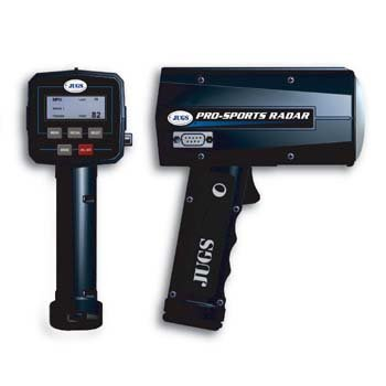 Wireless Battery Pack for the Pro-Sports Radar Gun