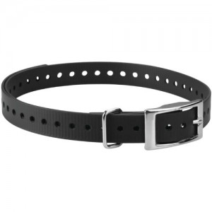 Garmin 3/4-Inch Black Collar Strap for Garmin Delta Series