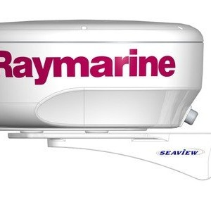 "PYI SM-18-R Radar Mast Mount Raymarine/Garmin 18"" And BR24"