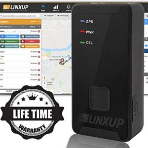 Linxup LTAS1 Mini Portable Real Time Personal Tracking and GPS Tracker