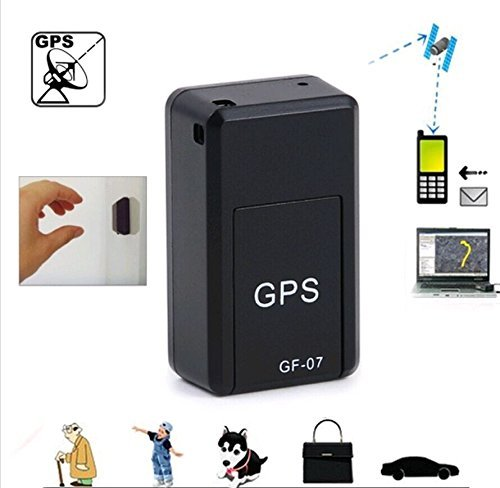 DS Link Portable Mini GSM/GPRS/GPS Real-Time Child Car Pet Tracker with  Voice Recorder 8GB Memory Included